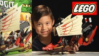 Nonton Destiny S Bounty   Lego Ninjago Set 9446   Time Lapse Stop Motion Build  Unboxing   Review Film Subtitle Indonesia Streaming Movie Download