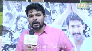 AM Nandakumar at Kalkandu Movie Team Interview