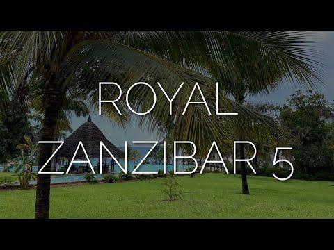 THE ROYAL ZANZIBAR BEACH RESORT 5*