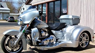 9. SOLD! 2010 Harley Davidson Street Glide with CSC Trike