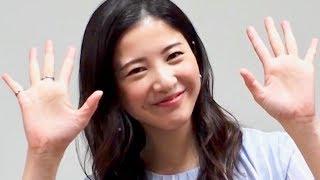 吉高由里子/グリコ「アイスの実」CM+メイキング