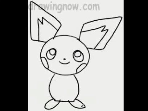 Pichu de Pokeman