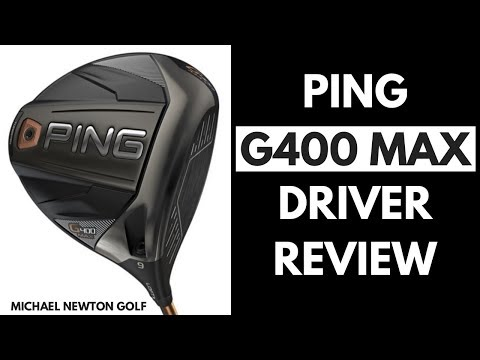 Ping G400 Max Driver Review