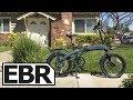 $1.5k Folding Electric Bike with Fenders & Lights