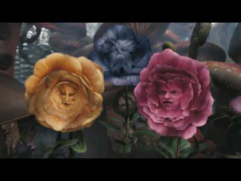Alice in Wonderland (Featurette 'World of Wonderland')
