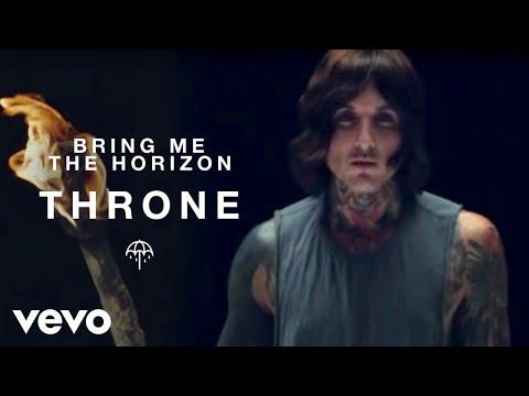 Tekst piosenki Bring Me The Horizon - Throne po polsku