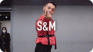 Video S&M - Rihanna ft. Britney Spears / Kevin Choreography MP3, 3GP, MP4, WEBM, AVI, FLV November 2018