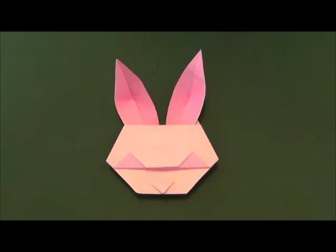 Animals Tutorial - 034 -- Rabbit Face