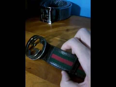 Video EASY STEPS TO SPOT A FAKE GUCCI BELT! download in MP3, 3GP, MP4, WEBM, AVI, FLV January 2017