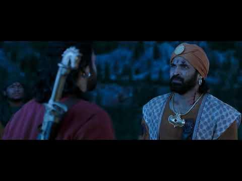 Bahubali 2 | tamil mass scene | Bahubali proposes devasena |