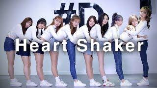 TWICE (트와이스) - Heart Shaker (하트 셰이커) Dance Cover (#DPOP Mirror Mode)