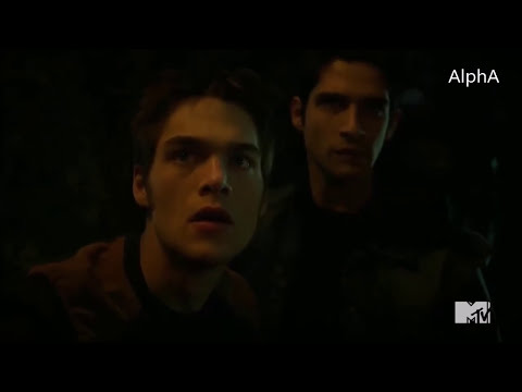 Teen Wolf Season 5 - The final battle