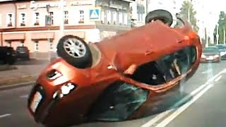 Crazy Car Crashes Car Accident Compilation Part 30
