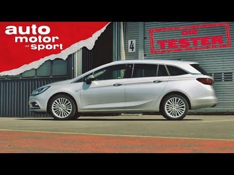 Opel Astra Sports Tourer: Auf die sportliche Tour? - Di ...