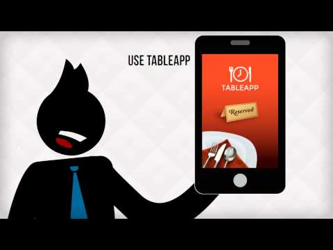 Video of TABLEAPP Restaurant Bookings