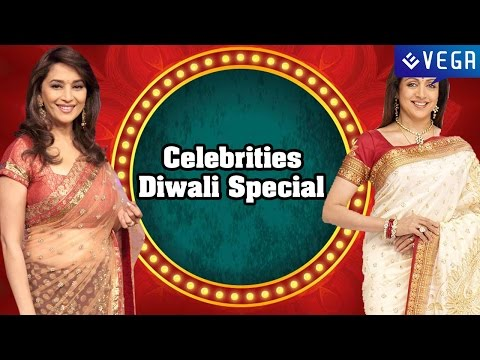 Bollywood Celebrity Diwali Wishes -2014 | Diwali Special