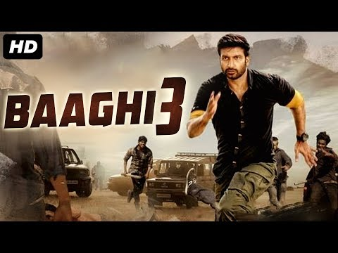 BAAGHI 3 (2019) New Released Full Hindi Dubbed Movie | GOPICHAND | New South Movie 2019