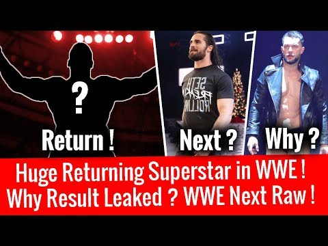 Big Return in WWE ! Why Result Leaked ? Major Plans After Elimination Chamber ! WWE Raw 2/12/18