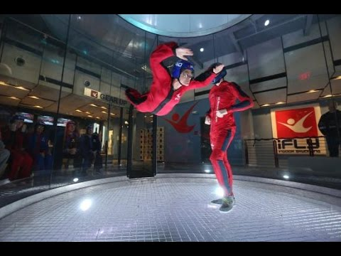 Take Flight at iFly