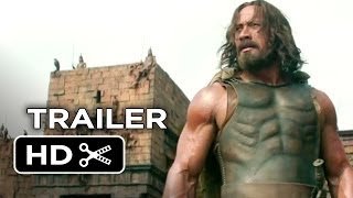 Hercules Official Trailer  2  2014    Dwayne Johnson  Ian Mcshane Movie Hd