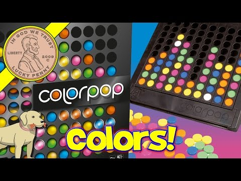 Color Pop Family Game - Match Your Colors And POP!