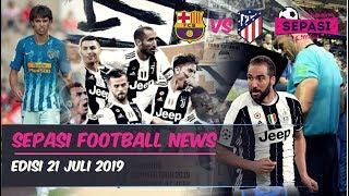 Video Drama Barca Dan Atletico🤔Premier League Pakai VAR📺Joao Felix Cedera⚽️Berita Bola Terbaru Hari Ini MP3, 3GP, MP4, WEBM, AVI, FLV Juli 2019