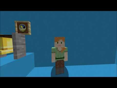 Billie Eilish - bad guy (Minecraft Warez Parody)