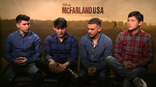 Nonton Carlos Pratts  Hector Duran  Sergio Avelar   Johnny Ortiz Interview   Mcfarland  Usa Film Subtitle Indonesia Streaming Movie Download