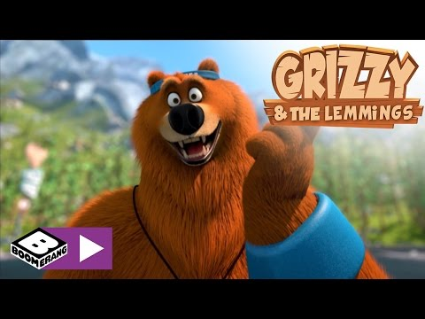 Missile Madness | Grizzy & The Lemmings | Boomerang