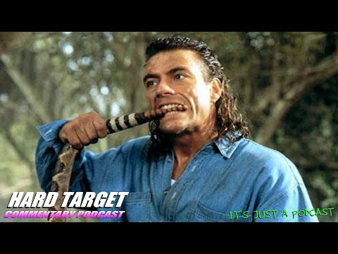 Hard Target (1993) Full Feature Film Commentary Podcast #hardtarget #Podcast
