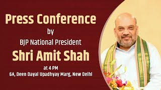 Download Lagu Press Conference by Shri Amit Shah at BJP Central Office, New Delhi : 21.05.2018 Mp3