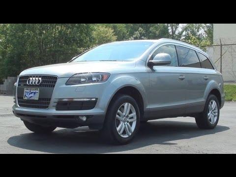 MVS – 2009 Audi Q7 Premium