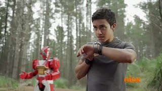 "Video Power Rangers Ninja Steel - Brody's Escape | Episode 1 ""Return of the Prism"" MP3, 3GP, MP4, WEBM, AVI, FLV Oktober 2018"