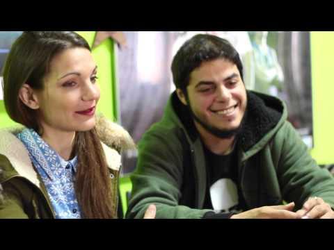 Documental David Sáinz & Teresa Segura - Diffferent Entertainment 2016