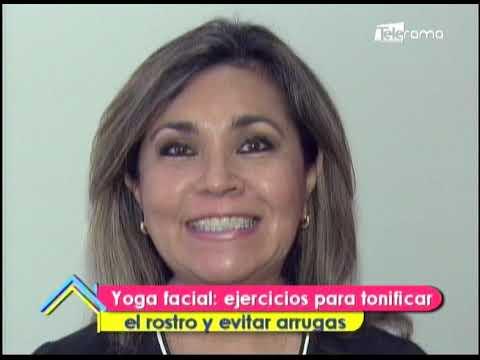 Yoga facial: ejercicios para tonificar el rostro y evitar arrugas