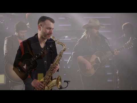 Justin Timberlake Ft. Chris Stapleton - Say Something  (Saxophone Cover By Juozas Kuraitis)