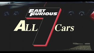 Nonton Fast and Furious 7 - Complete List of Cars 2015 Film Subtitle Indonesia Streaming Movie Download