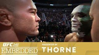 UFC 245 Embedded: Vlog Series - Episode 6 by UFC