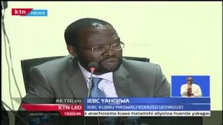 KTN Leo: Maafisa Wa IEBC Wahojiwa