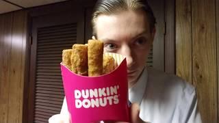Video I Finally Review Dunkin' Donuts Donut Fries MP3, 3GP, MP4, WEBM, AVI, FLV Maret 2019