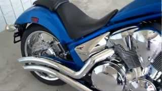 8. Custom Fury 1300 - Honda of Chattanooga TN / GA / AL Motorcycles : Cobra Exhaust - Chrome Wheels