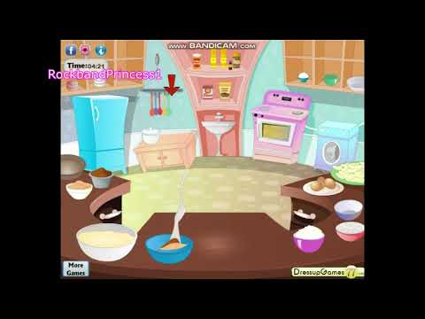 How To Cook Cake In Real Life Flash Cooking Games