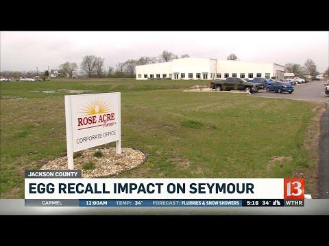 Egg recall impact on Seymour