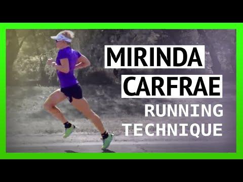 Mirinda Carfrae Running Technique: Learn How to Run Faster