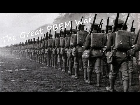 The Great PBEM War - Episode 1