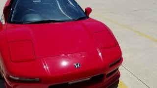 1991 Honda NSX  for sale : Financing Availablehttp://www.importavehicle.com/1633_V20160630102536/Ontario(USA)/1991-Honda-NSX-for-saleRed/Black136,700km ~ 85000 miles6 Speed transmisisonLate Model ABSTAITEC GT007 ExhaustGarage Kite Big Roter KitZeal Adjustable Coil OverRecaro Driver SeatSigma Pass seatARC Auminum RadiatorNardi Steering wheelWeds Sport SA 55M WheelsFront 215/35/18Rear 265/30/19Asking $49,995All vehicles are As/Is No warranty. These vehicles can not be registered in California until brought into California compliance. Please check all local laws for information on title and registration.