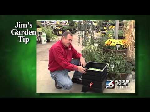 Jim's Garden Tip - Composters