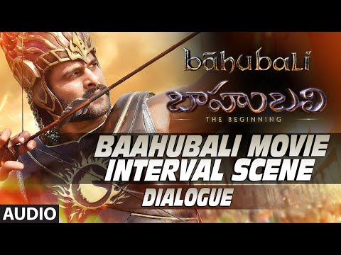 Video Baahubali Movie Interval Scene Dialogue || Baahubali || Prabhas, Rana, Anushka Shetty, Tamannaah download in MP3, 3GP, MP4, WEBM, AVI, FLV January 2017