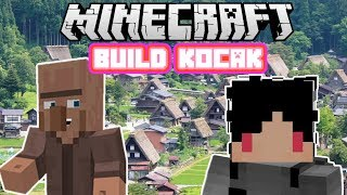 Video Minecraft Indonesia - Build Kocak (44) - Perkampungan Villager! MP3, 3GP, MP4, WEBM, AVI, FLV Oktober 2017