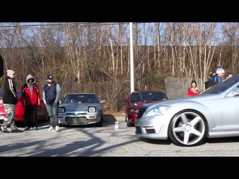 Mboyz 1/6/2013 Car Show Baldwin Long Island NewYork! Exotics,Jdm,American,Luxury,Tuner Show